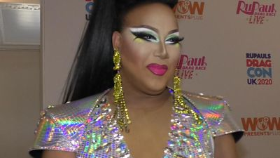 EXCLUSIVE: Alexis Mateo chats about visiting London and 'looking for a husband in the UK'