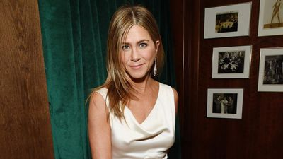 Jennifer Aniston joined Instagram because of peer pressure