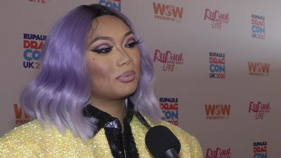 EXCLUSIVE: Jujubee reveals what she loves about the UK