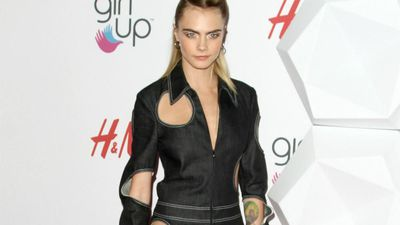 Cara Delevingne bares all on Running Wild with Bear Grylls