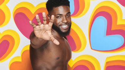 Love Island's Mike Boateng locks horns with new boy Luke Trotman