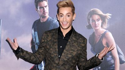 Frankie Grande's birthday pampering!