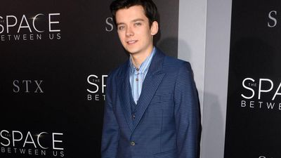Asa Butterfield thinks the LGBTQ representation in Sex Education is 'beautiful'