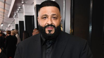 DJ Khaled reveals son's name at Grammys