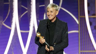 Ellen DeGeneres' tearful monologue