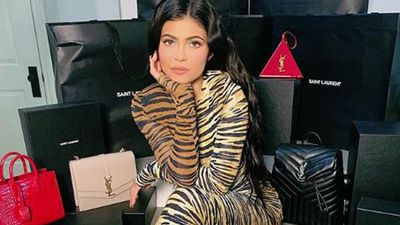 Kylie Jenner opens up about Stormi's birth
