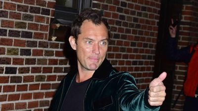 Jude Law wants another baby