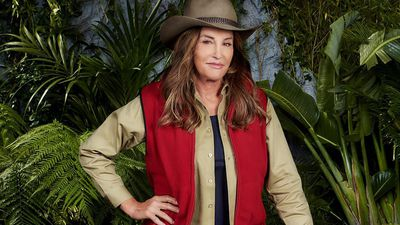 Caitlyn Jenner felt anxious showering on I'm A Celebrity...