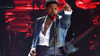 Usher to present iHeartRadio Music Awards