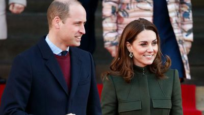 Duke and Duchess of Cambridge take a break from royal work