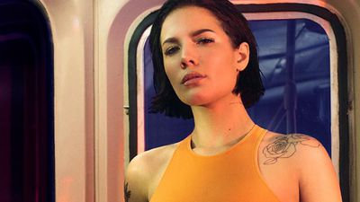 Halsey reminisces about her New York days
