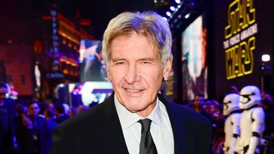 Harrison Ford is a vegetarian