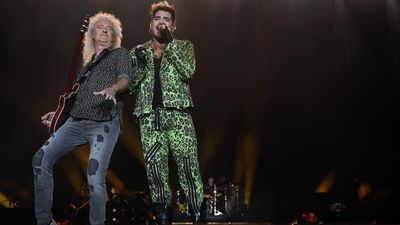 Adam Lambert feels 'lucky' to 'celebrate' Freddie Mercury