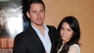 Channing Tatum is 'very happy' about Jenna Dewan's engagement