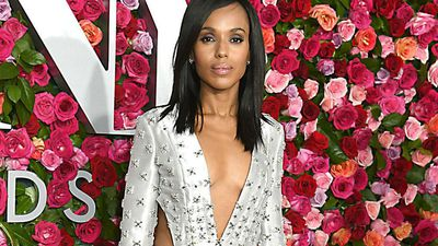 Kerry Washington: Reese Witherspoon and I aren't meant to be friends