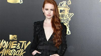 Madelaine Petsch and Travis Mills 'have split'