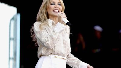 Kylie Minogue working on new music 'with Little Mix songwriter'