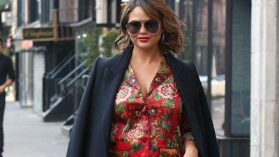 Chrissy Teigen receives 'a lot of criticism' over her parenting skills