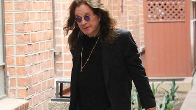 Ozzy Osbourne says his new album is a lifesaver