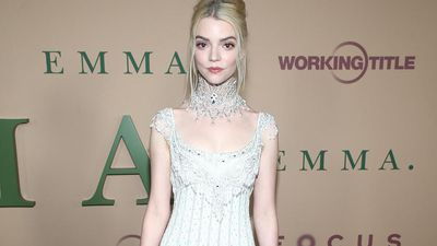 Anya Taylor-Joy: 'Emma' set was a Jane Austen theme park