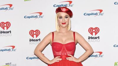 Katy Perry hails first responders following gas leak drama