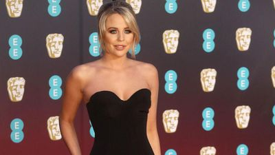 Lydia Bright gives birth