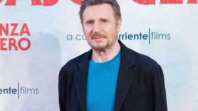 Liam Neeson done with superhero films