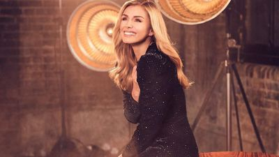 Katherine Jenkins announces Cinema Paradiso album