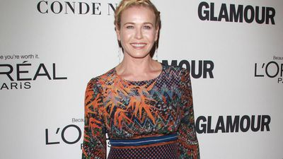 Chelsea Handler skis into her 45th birthday