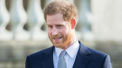 The Duke of Sussex: Just call me Harry