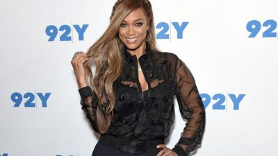 Tyra Banks: I've taught my son to love all body types