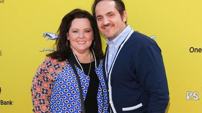 Melissa McCarthy 'hit the jackpot' with husband Ben Falcone