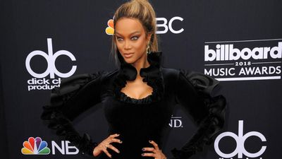Tyra Banks: I feel inspired by Walt Disney
