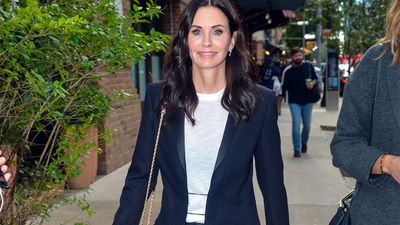 Courteney Cox 'so excited' for Friends reunion