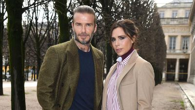 David Beckham kept train ticket with Victoria's phone number