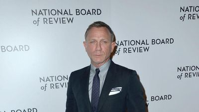 Daniel Craig wasn't allowed to drive in No Time to Die