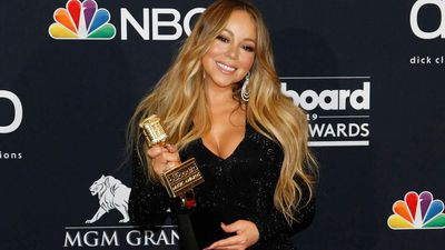 Mariah Carey pays tribute to her idols on her 50th birthday