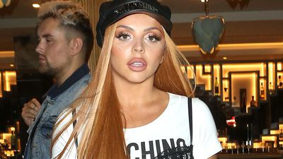 Jesy Nelson wanted to be more like bandmates