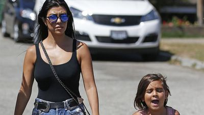 Kourtney Kardashian's son sets up TikTok after Instagram was deleted