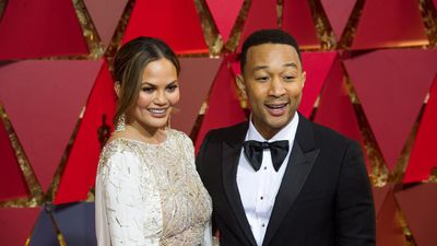 Chrissy Teigen censors herself on social media