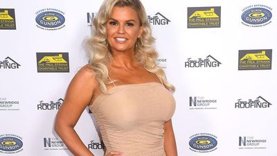 Kerry Katona's daughter has coronavirus symptoms
