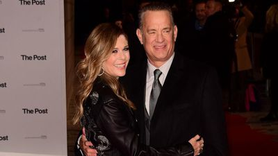 Tom Hanks and Rita Wilson return to LA after battling coronavirus