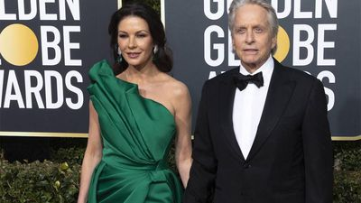 Catherine Zeta-Jones gets wedding snaps developed a decade after wedding