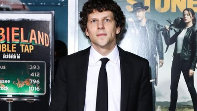 Jesse Eisenberg enjoys playing 'nasty' characters
