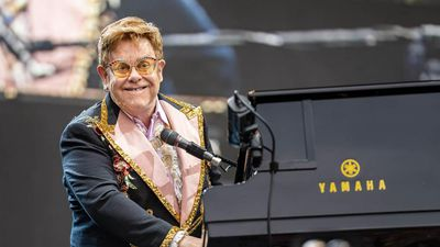 Elton John living for first time without a piano in quarantine