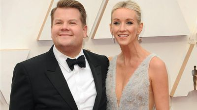 James Corden says homeschooling 'is a nightmare'
