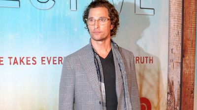 Matthew McConaughey: Staying home is the 'brave' thing to do during the coronavirus pandemic