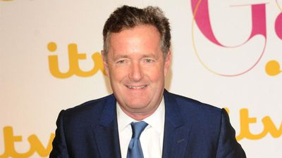 Piers Morgan had a 'socially-distanced' birthday party.
