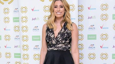 Stacey Solomon can't afford to buy designer clothes