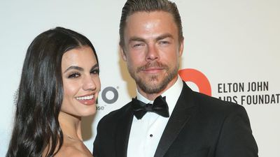 Derek Hough and Hayley Erbert 'brought closer together' by self-isolation